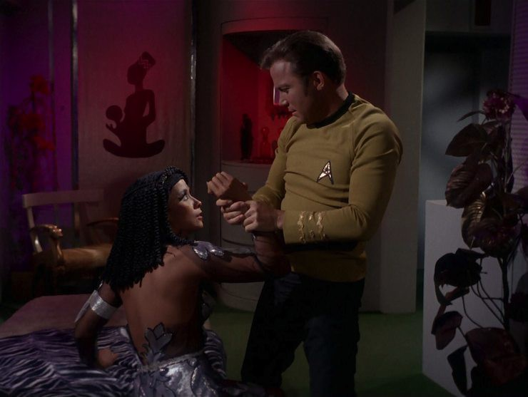Star Trek, Original Series, season 3, Elaan of Troyius