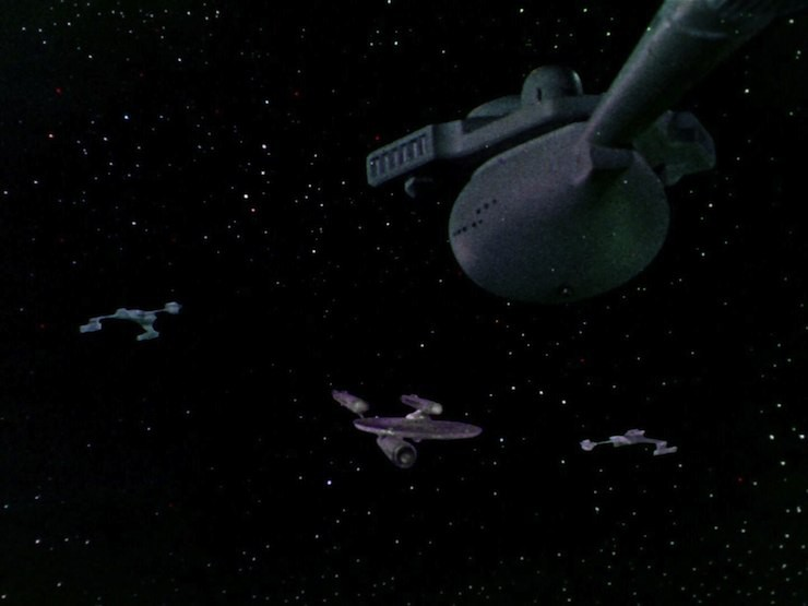 Star Trek, the original series, The Enterprise Incident