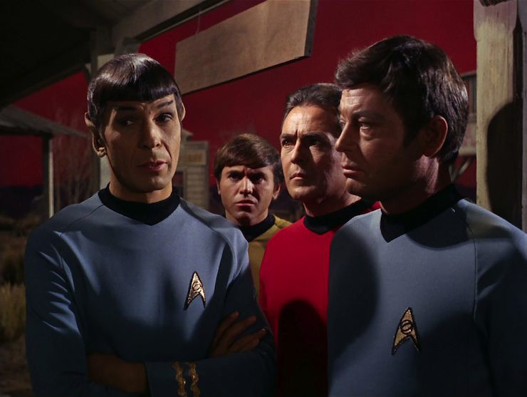 Star Trek, Original Series, season 3, Spectre of the Gun