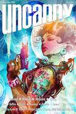 Uncanny Magazine June 2016