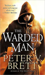 Five Books About Prophecy The Demon Cycle Peter V. Brett The Warded Man