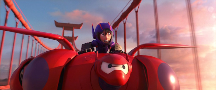 Exploring Other Disney Franchises Big Hero 6