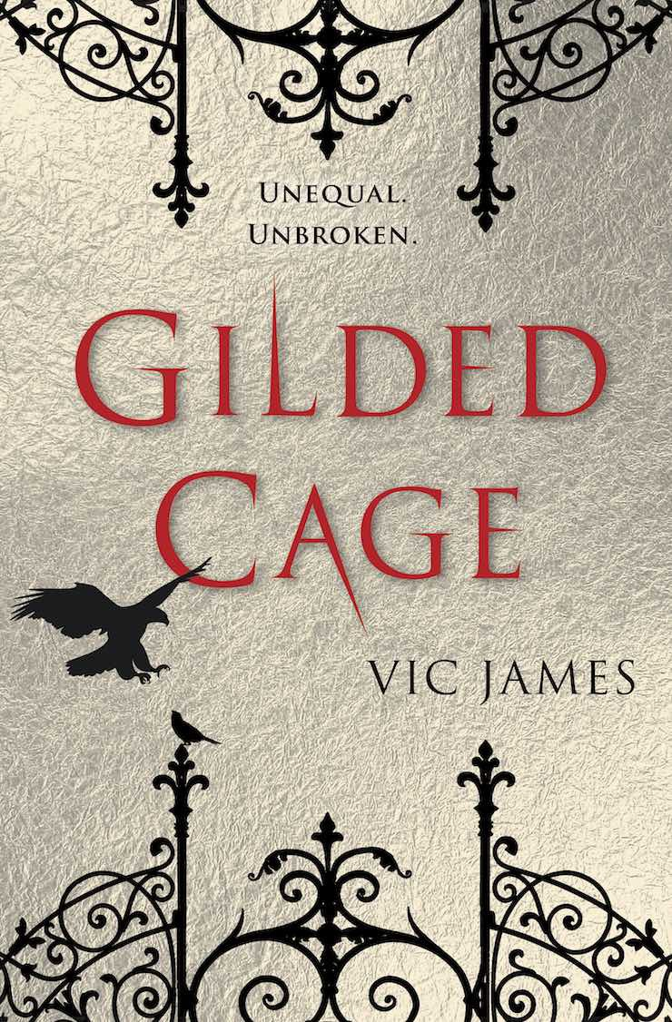 GILDED CAGE cover