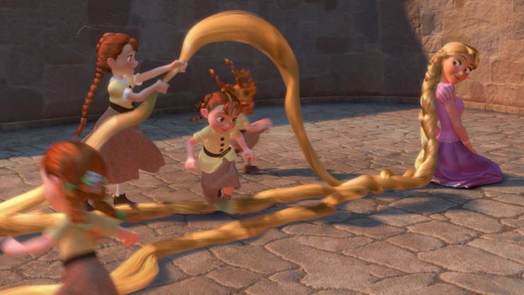Magic And Choices Disney S Tangled Tor Com