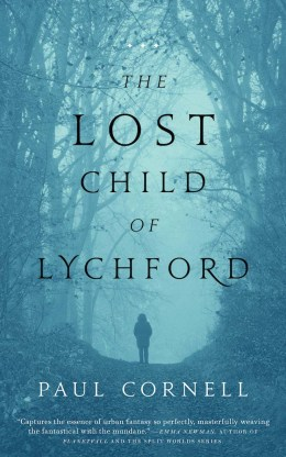 The Lost Child of Lychford Cover Revel
