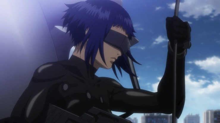 Ghost in the Shell, fashion