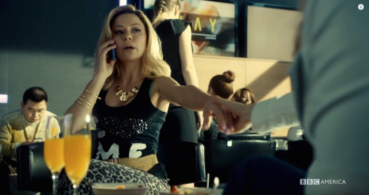 """Orphan Black 4x09 """"The Mitigation of Competition"""" television review Delphine Krystal"""