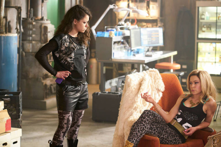 "Orphan Black 4x10 season 4 finale ""From Dancing Mice to Psychopaths"" television review"