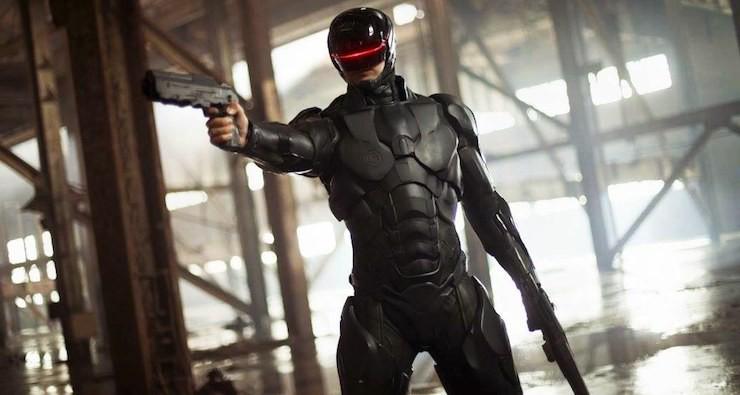 Robocop reboot, armor