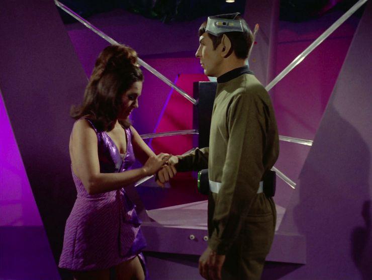 Star Trek the Original Series, Spock's Brain, season 3