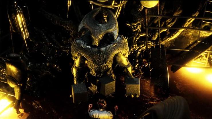 Steppenwolf Mother Boxes Batman v Superman Justice League