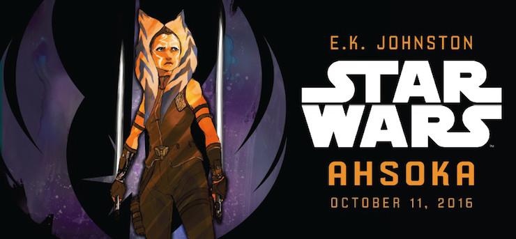 Star Wars Ahsoka, art by Dave Filoni, E.K. Johnston