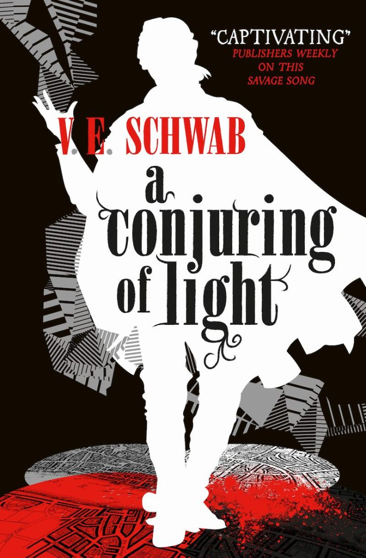 Image result for a conjuring of light uk