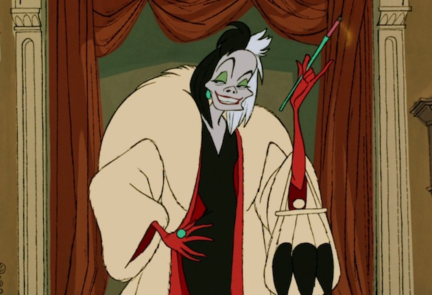 Villainess-Cruella
