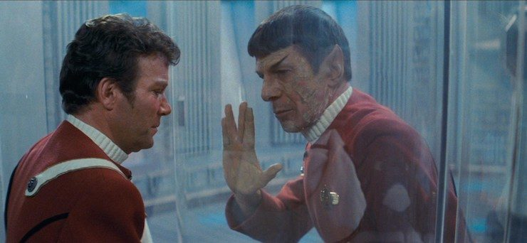 Spock death, Wrath of Khan, Star Trek II