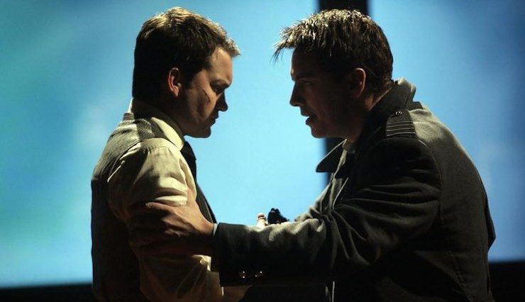 Ianto death, Torchwood Children of Earth
