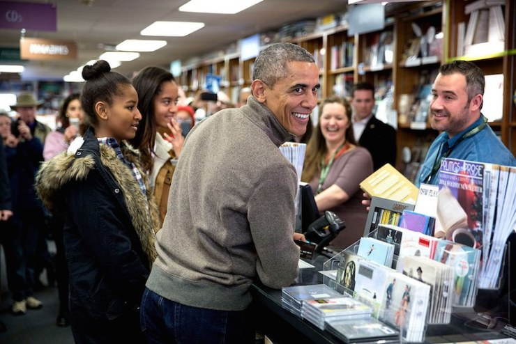 Barack Obama nerd champion science sci-fi fantasy Game of Thrones Death Star Seveneves