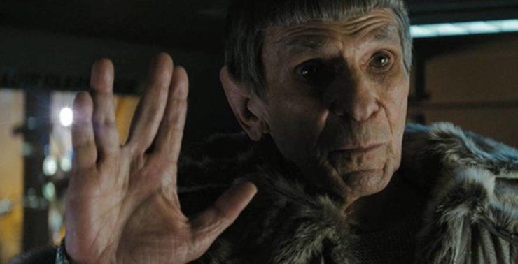 Spock 2009 Star Trek