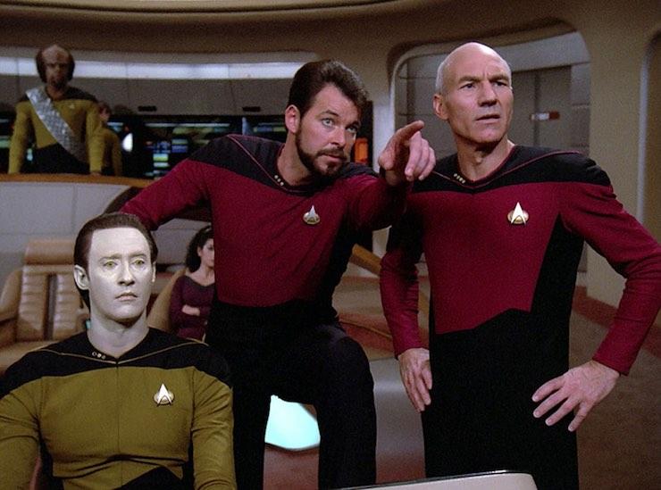 In Praise of Star Trek: The Next Generation's Infamous