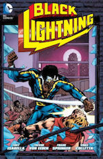 Black Lightning TV adaptation Greg Berlanti
