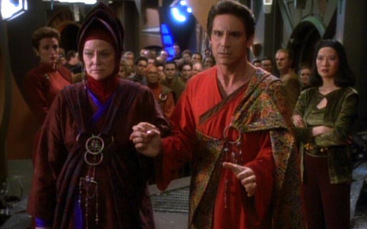 Star Trek, DS9, Bajoran Vedeks