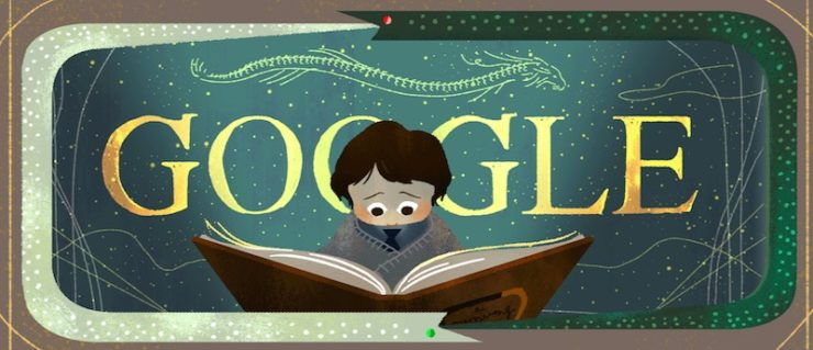Google Doodle The Neverending Story
