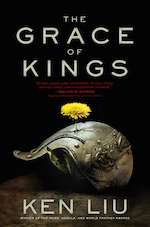 The Grace of Kings adaptation DMG Entertainment