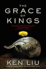 The Grace of Kings adaptation DMG Entertainment
