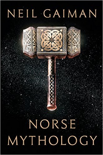 Norse Mythology Neil Gaiman cover