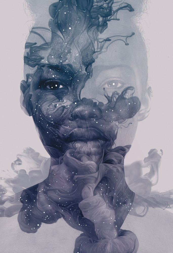 Greg Ruth Nnedi Okorafor Lagoon German edition book cover illustration