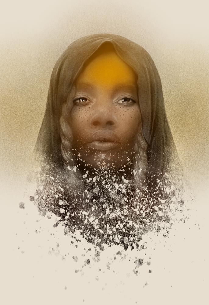 Nnedi Okorafor Who Fears Death Greg Ruth illustration book cover German edition