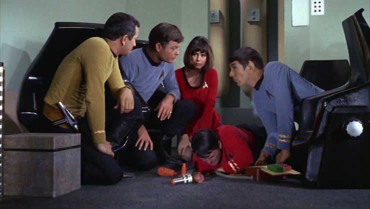Star Trek, TOS, Spock
