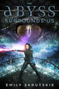 The Abyss Surrounds Us Emily Skrutskie B-movie book pulp