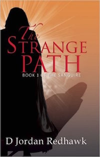 Strange Path Sanguire B-movie books pulp
