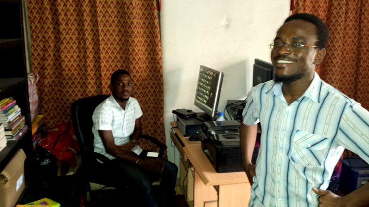 Ayodele Arigbabu DADA office