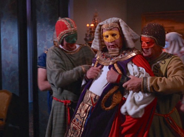 "Holy Rewatch Batman! ""King Tut's Coup"" / ""Batman's Waterloo"" 