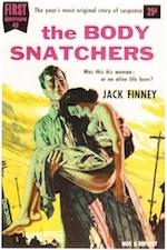 The Body Snatchers by Jack Finney
