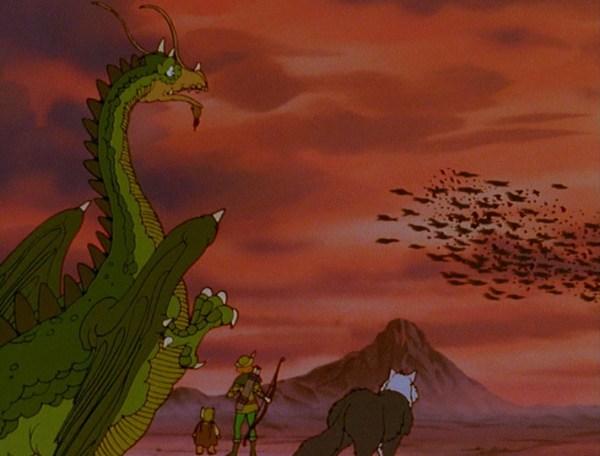 The Flight of Dragons: Revisiting a Forgotten Gem of '80s