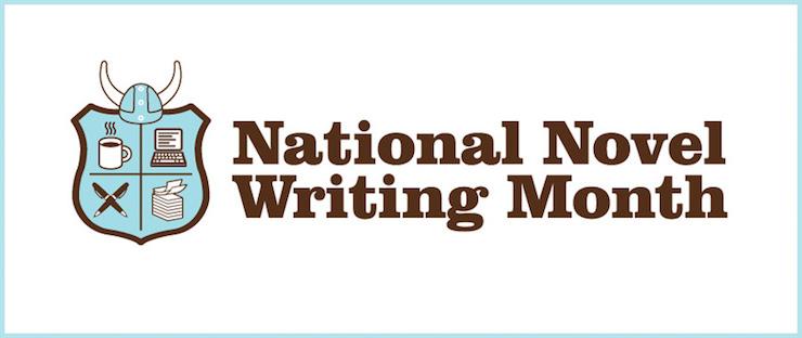 NaNoWriMo National Novel Writing Month pep talks SFF authors writing advice