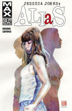 Alias comic Jessica Jones favorite supernatural detective