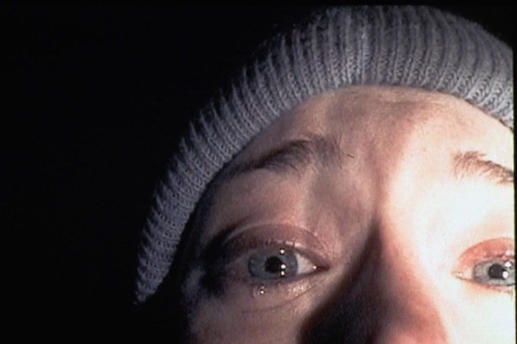 The Blair Witch Project Heather Donahue face crying apology video