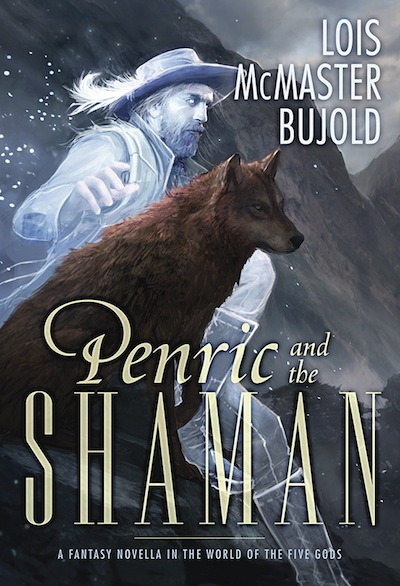 Penric and the Shaman cover