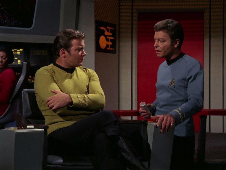Star Trek, the original series, season 3, The Cloud Minders