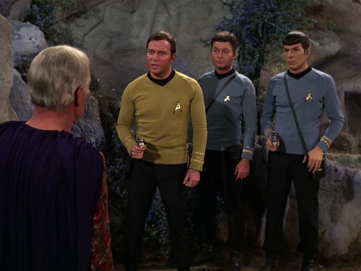 Star Trek, original series, season 3, Requiem for Methuselah