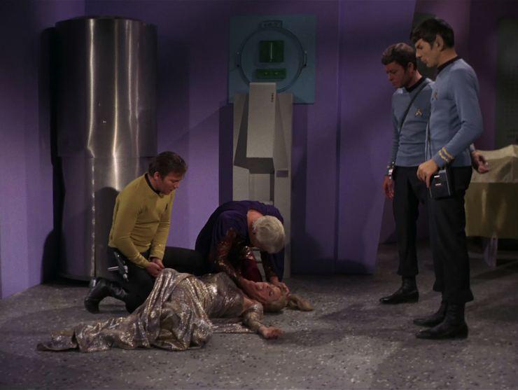 Star Trek, original series, season 3, Requiem for Methuselah