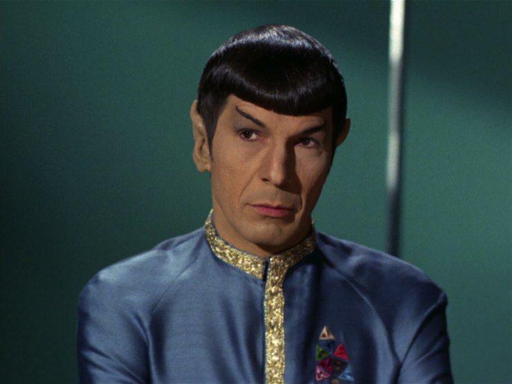 Star Trek the original series, season 3, The Savage Curtain