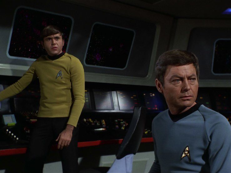 Star Trek the original series, season 3, The Savage Curtain
