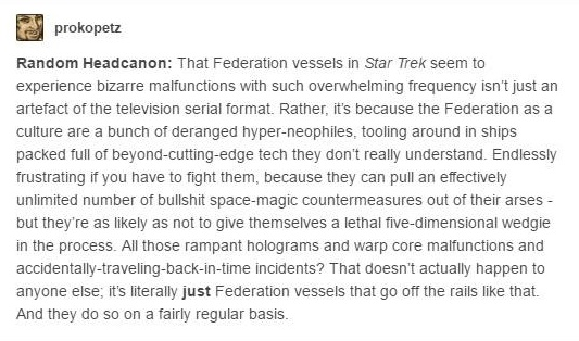 The Answer to Why Humans Are So Central in Star Trek | Tor com