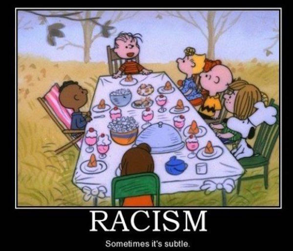 Did We Come Across Town For This Revisiting A Charlie Brown Thanksgiving Tor Com