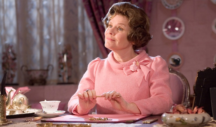 Women of Harry Potter: Evil in Authority | Tor com